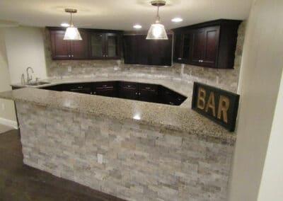 Basement Bar Design, Installation &Amp; Renovations